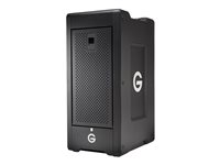 G-Technology G-SPEED Shuttle XL GSPSXTH2EB800008BBB - Orden unidad de disco duro - 80 TB - 8 compartimentos - HDD 10 TB x 8 - Thunderbolt 2 (externo) 0G05041